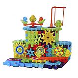 Детский развивающий 3D-конструктор Funny Bricks, 81 деталь., фото 8