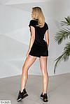 Женский велюровый костюм с шортами, фото 6