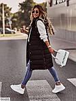 Женская удлиненная жилетка, фото 9
