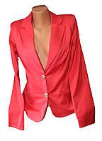 Женский пиджак модный полубатал