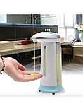 Дозатор сенсорный для мыла и дезинфикующих средств, фото 4