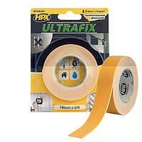 ULTRAFIX - 19мм x 2м - моментальная фиксация, двусторонняя клейкая лента (скотч)