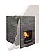 Дровяная печь-каменка Tulikivi KINOS 20 S1 объем парилки 8-20 м.куб, вес камней 60 кг, нагрев воды, фото 2