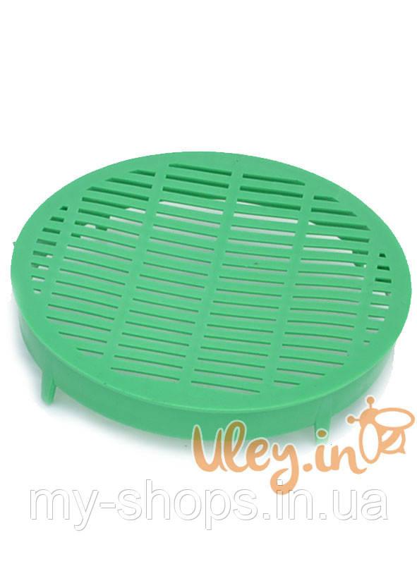 Колпачок круглый пластмассовый
