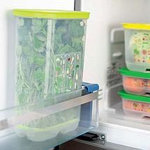 Контейнер Tupperware Умный холодильник вертикальный 3,2 л. (РП116), фото 2