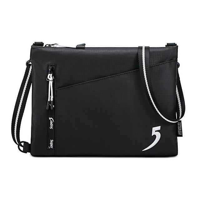Спортивная сумочка через плечо Super5 K00115, из водоотталкивающей ткани, 2л