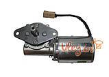 Привод медогонки электрический, горизонтальный напряжение 12 В «Евро»(алюминиевый корпус редуктора), фото 3
