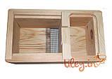 Нуклеус деревянный, на 4 рамки, фото 2