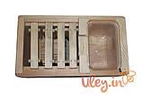 Нуклеус деревянный, на 4 рамки, фото 9