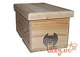 Нуклеус деревянный, на 4 рамки, фото 10