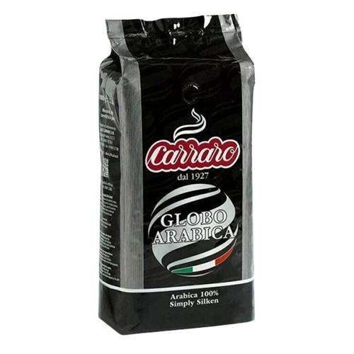 Кофе в зёрнах Carraro Globo Arabica 1000g