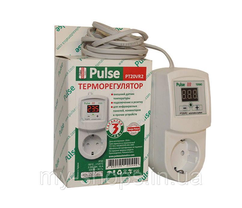 Терморегулятор для обогревателя 3 кВт