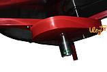 Медогонка 16-ти рамочная «ЕВРО» Медогонка, с поворотом кассет, нержавеющая (ротор Н/Ж, с крышкой), фото 8