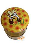 Крышка для меда на стеклянную банку СОТА №2, Твист-офф 82мм, фото 2