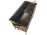 Стол для распечатывания сот (FB плоская корзина) — 1 метр, толщина 0,5 мм, фото 2
