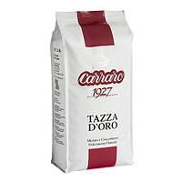 Кава в зернах Carraro Tazza d'oro 1000g