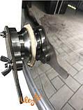 Медогонка автоматическая, синхронно-поворотная, 4 рамочная Дадан, фото 8