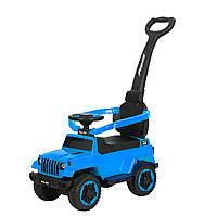 Толокар T-938 BLUE джип для мальчика