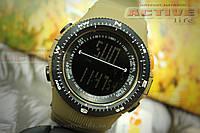 Часы военные, Тактические Skmei 5.11 (Tactical Field Ops) (brown) - (ВІДЕО), фото 1
