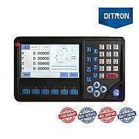 4 оси TTL 5 вольт LCD дисплей устройство цифровой индикации D80-4
