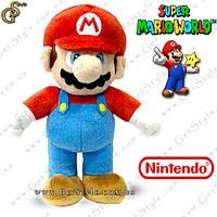 """Плюшевая игрушка Марио - """"Mario Toy"""" - 25 см!"""