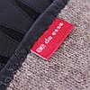 Перчатки кожаные женские de esse Черные, фото 6