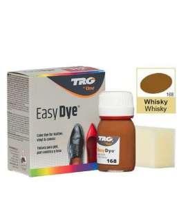 Краска для кожи коричневая 168 TRG Easy Dye, 25 мл