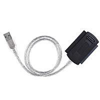 Кабель адаптер USB 2.0 to SATA / IDE для HDD/SSD (R-Driver III ) новий