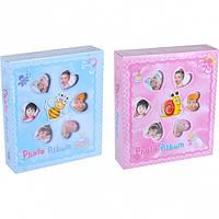 Фотоальбом детский 6258, 40 фотографий 1 - Минимальный заказ 1 упаковка (2 штук)