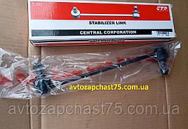 Стойка стабилизатора переднего левая nissan Qashqai, X-Trail, Murano, Renault Koleos I, (Ctr, Южная Корея)