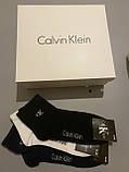 Мужские носки Calvin Klein 30 пар в подарочной коробке. носки мужские носки средние носки турция носки хлопок, фото 2