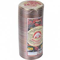 Крышка закаточная «Домовенок» - Минимальный заказ 1 упаковка (50 штук)