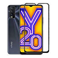 Защитное стекло 3D AndSer Full Glue на Vivo Y20