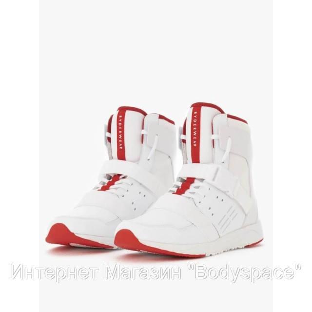 Ryderwear, Кроссовки X-Force Hi-Top White