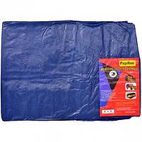 Тент водостойкий 4×6 метра, синий0,56 г/ - Минимальный заказ 1 упаковка (1 штук)