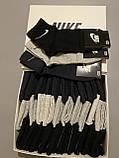 Мужские носки NIKE в подарочной упаковке/30 пар.НАЙК носки мужские носки средние носки турция носки, фото 2