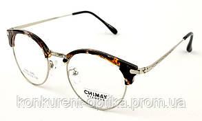 Стильные  женские очки круглые Chimay 9010