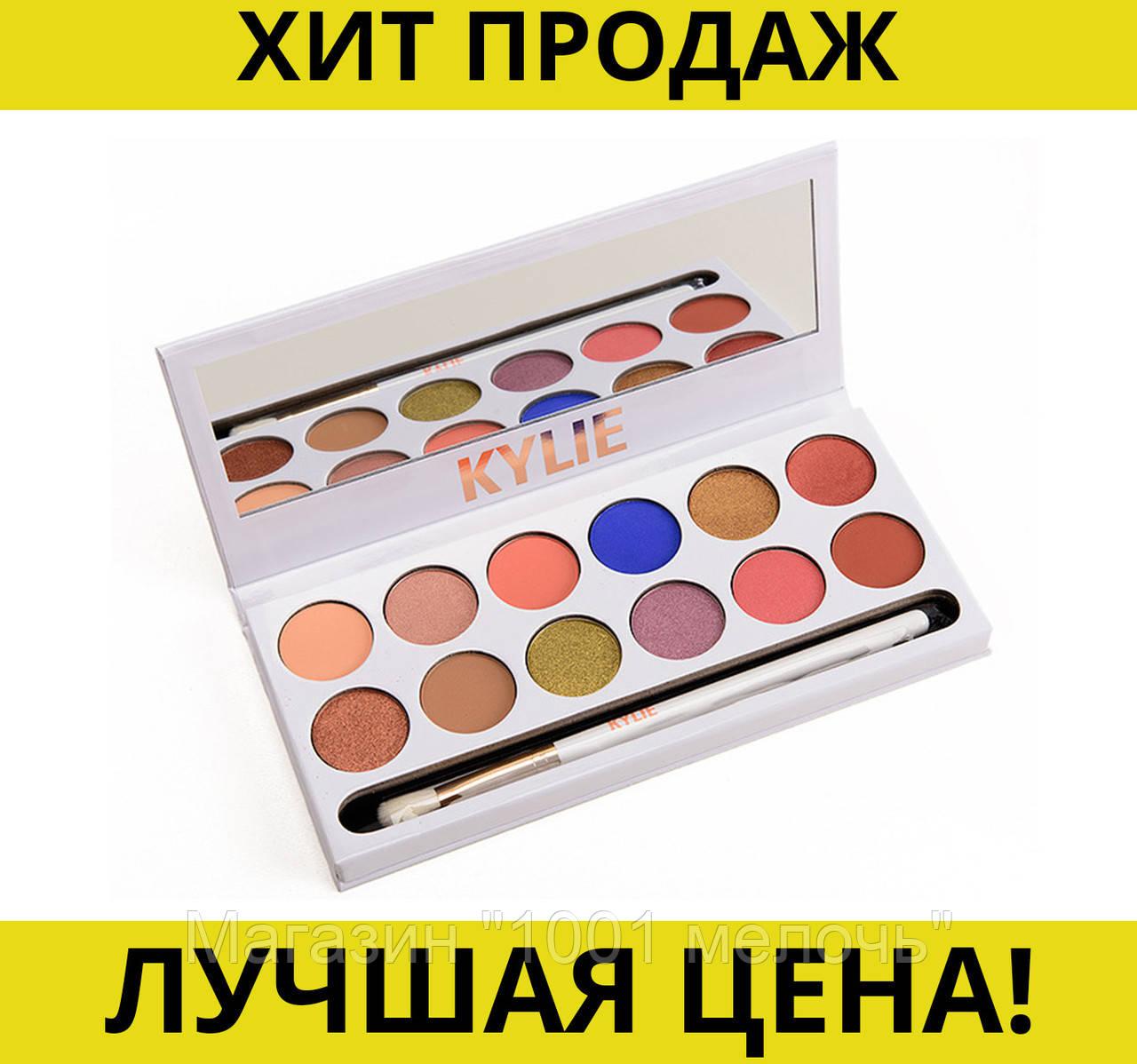 Палетка теней для глаз в стиле Kyshadow THE ROYAL PEACH PALETTE- Новинка
