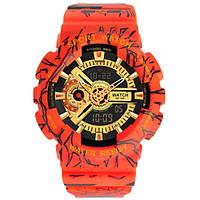 Sanda Мужские часы Sanda Red, фото 1