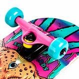 Скейтборд деревянный с рисунком 31 Fish Skateboard, Girl, фото 3