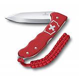Нож Victorinox Hunter Pro Alox Красный, фото 2