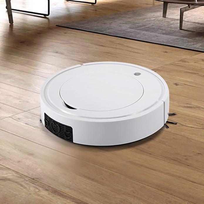 Робот-пилосос Ximeijie XM28 для сухого та вологого прибирання