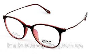 Имиджевые женские очки круглые Chimay 9058