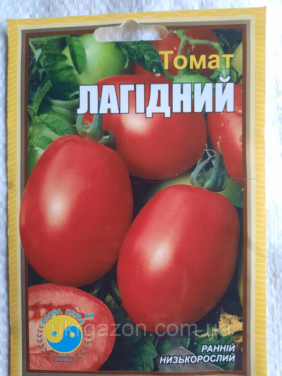 Томат ЛАГІДНИЙ  3г (ТМ Флора плюс)