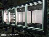 Морозильный шкаф Технохолод ШХНД(Д) «Канзас HLT» 2,5 м. бу., фото 2