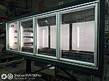 Морозильный шкаф Технохолод ШХНД(Д) «Канзас HLT» 2,5 м. бу., фото 4