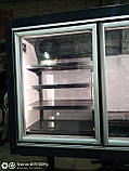 Морозильный шкаф Технохолод ШХНД(Д) «Канзас HLT» 2,5 м. бу., фото 5