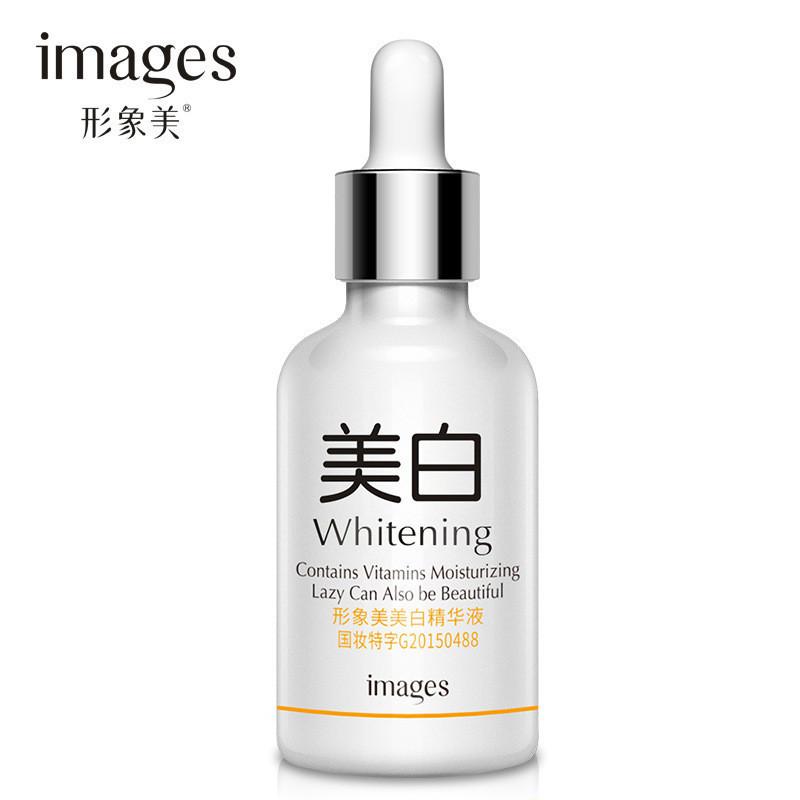 Витаминная сыворотка для осветления и сияния кожи Images V7 Whitening (15мл)