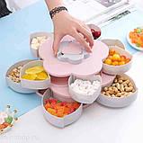 Универсальный органайзер для сладостей Candy Box 2 яруса, фото 3