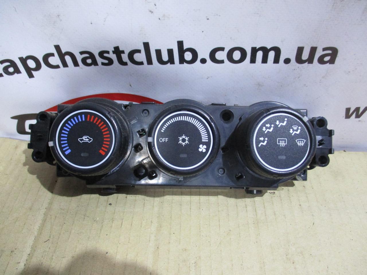Блок управління клімат-контролем 7820A116XA 994105 Mitsubishi Lancer X